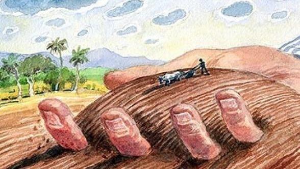 Đất xen kẹt có mua bán chuyển nhượng được không – Luật 24H