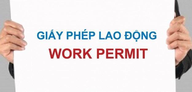 Xin cấp giấy phép lao động cho người nước ngoài làm việc tại Việt Nam- Luật 24H