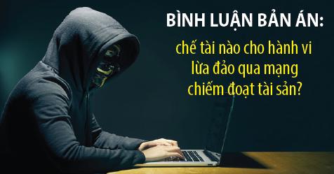 Hành vi lừa đảo tiền qua mạng bị xử lý như thế nào? – Luật 24H