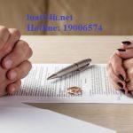 Mẫu đơn ly hôn - Luật 24H