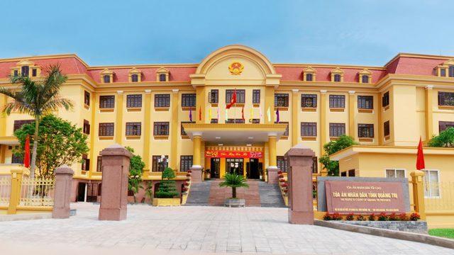 Địa chỉ tòa án nhân dân tỉnh Quảng Trị – Luật 24H