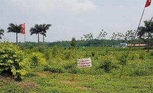 Đất sử dụng vào mục đích quốc phòng an ninh