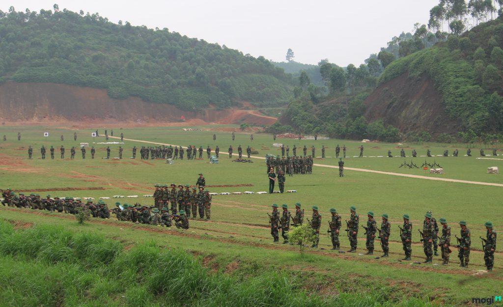 Đất sử dụng vào mục đích quốc phòng an ninh – Luật 24H