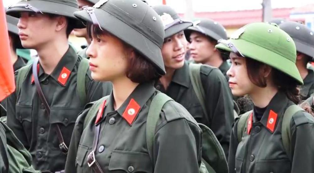 Nữ giới cũng có thể tham gia nghĩa vụ công an? phải tốt nghiệp cấp ba trở lên mới được đi nghĩa vụ công an?