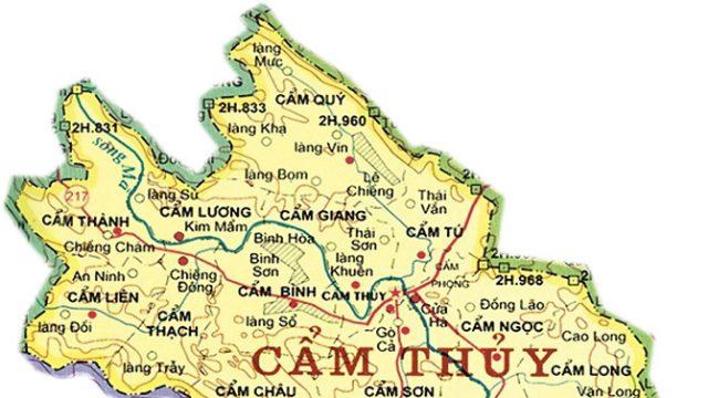 Dịch vụ thành lập công ty nhanh tại Cẩm Thủy, Thanh Hóa – LUẬT 24H