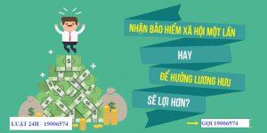 Lấy tiền bảo hiểm thất nghiệp - Luật 24H