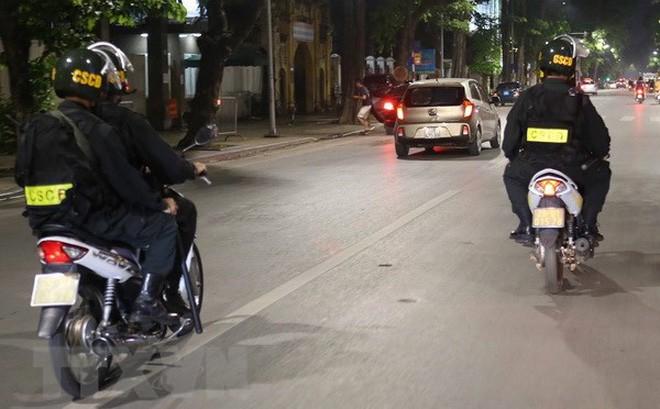 Cảnh sát cơ động được phạt lỗi nào theo Nghị định 100/2019/NĐ-CP? – Luật 24h