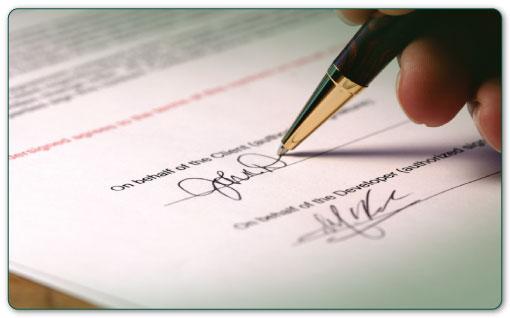 Mẫu hợp đồng cho thuê đất mới nhất 2020 – Luật 24H