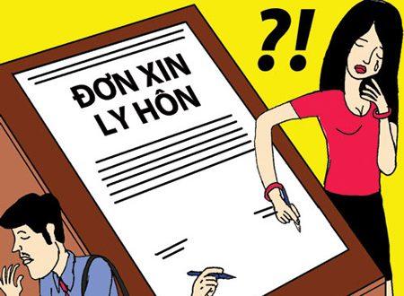 Mẫu đơn ly hôn mới nhất của tòa án huyện Tịnh Biên tỉnh An Giang – luật 24h