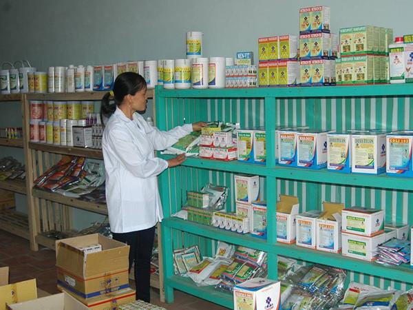 Thủ tục thành lập công ty kinh doanh thuốc thú y – luật 24h
