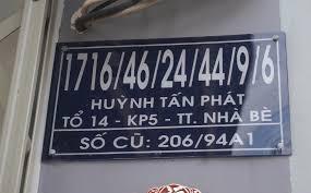 Cách đọc địa chỉ nhà, địa chỉ công ty, nguyên tắc đánh số hẻm, số nhà và cách ghi đúng