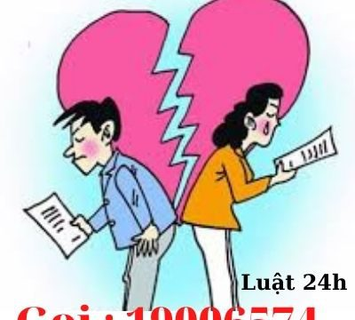 Hướng dẫn thủ tục và cách viết đơn ly hôn tại huyện Vĩnh Thạnh – Luật 24h