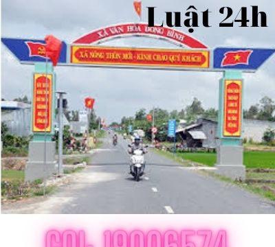 Tư vấn thủ tục ly hôn tại huyện Thới Lai – Luật 24h