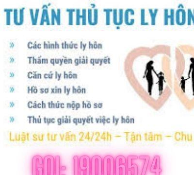 Bán mẫu đơn ly hôn tại huyện Vĩnh Thạnh – Luật 24h