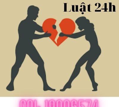 Mẫu đơn thuận tình ly hôn mới nhất của tòa án huyện Thới Lai – Luật 24h