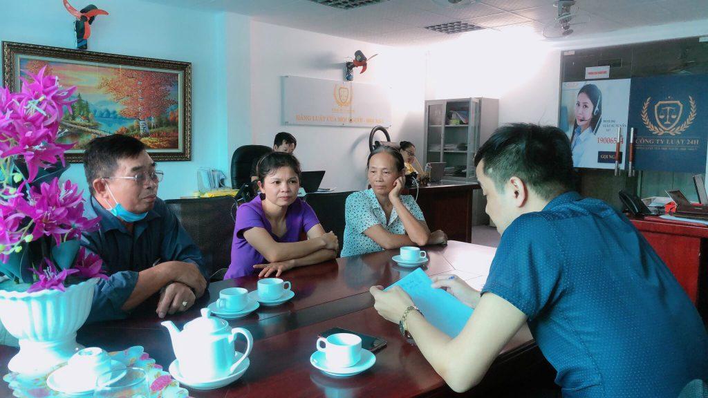 Văn phòng luật sư tư vấn cho người nghèo tại huyện Nghi Lộc – Luật 24h
