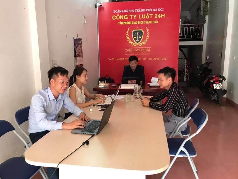 Trung tâm tư vấn pháp luật  huyện Nghi Lộc – Luật 24h