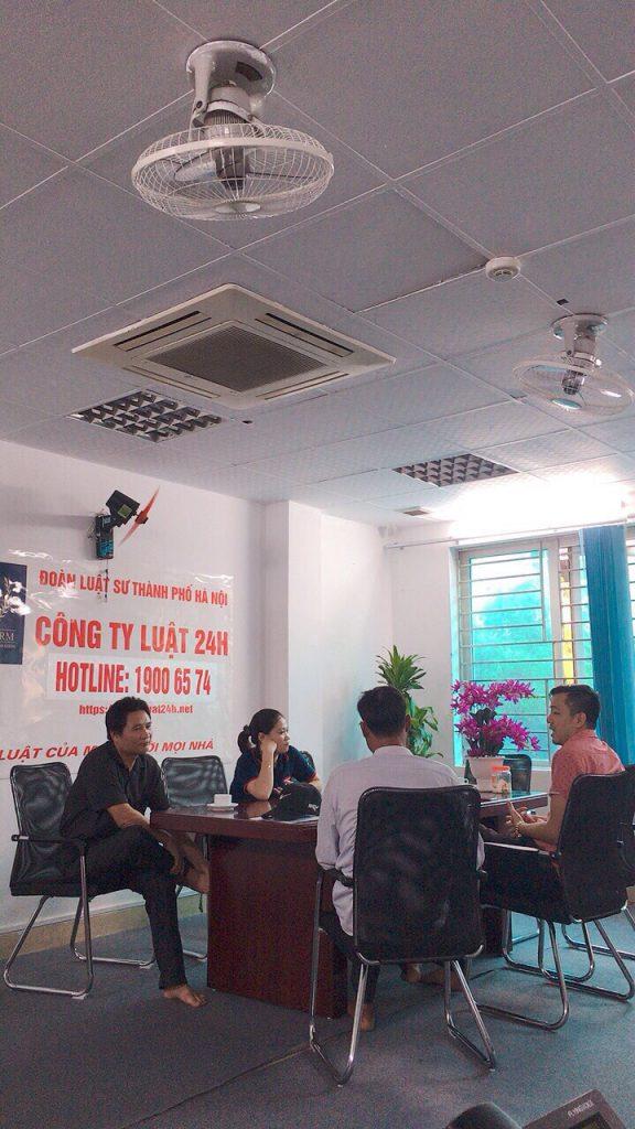 Trung tâm trợ giúp pháp lý huyện Nghi Lộc – Luật 24h