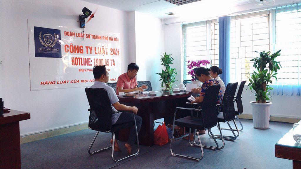 Văn phòng luật sư uy tín, lâu đời tại huyện Nghi Lộc – Luật 24h