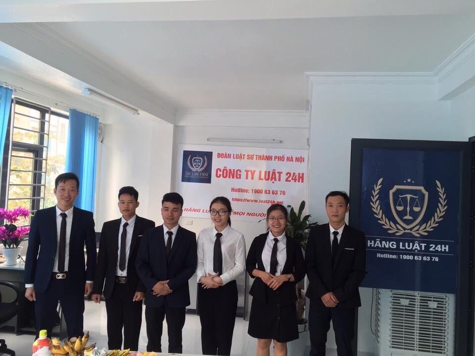 Công ty Luật hàng đầu tại Nghệ An – Luật 24h