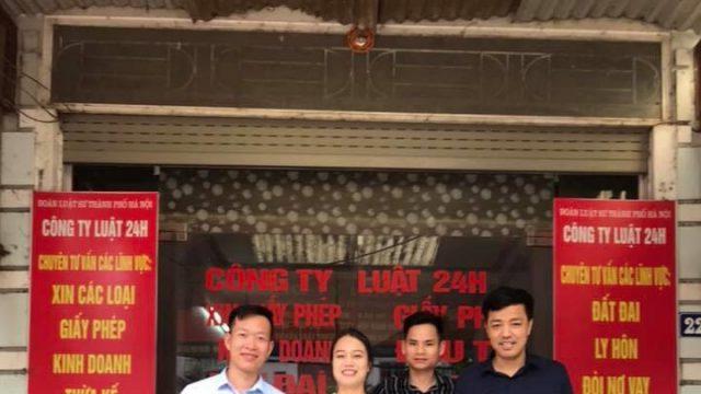 Luật sư huyện Di Linh tư vấn luật miễn phí cho người dân – Luật 24H