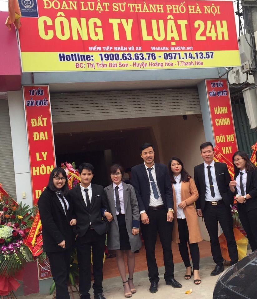 Danh sách văn phòng luật sư tại huyện Nghi Lộc – Luật 24h