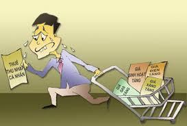 Hướng dẫn nộp thuế thu nhập cá nhân khi mua bán nhà đất – Luật 24h
