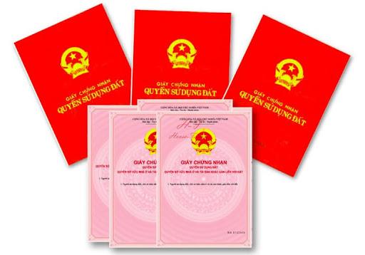 Cấp đổi sổ đỏ và đính chính sổ đỏ cách phân biệt – Luật 24h