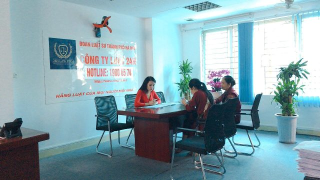 Văn phòng luật sư tư vấn pháp luật tại huyện Châu Thành – Luật 24h