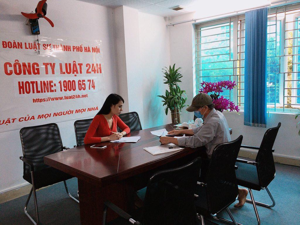 Văn phòng luật sư tại huyện Di Linh – Luật 24H