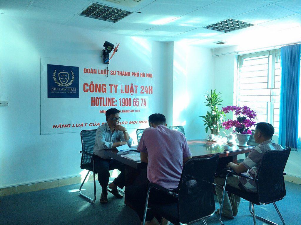 Văn phòng luật sư tại huyện Đạ Huoai – Luật 24H