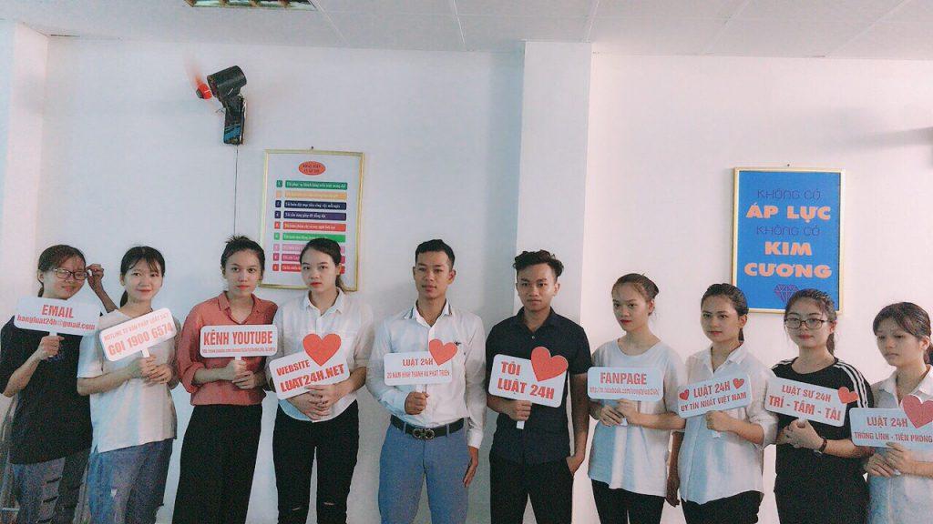 Trung tâm tư vấn pháp luật huyện Ea H'leo – Luật 24H