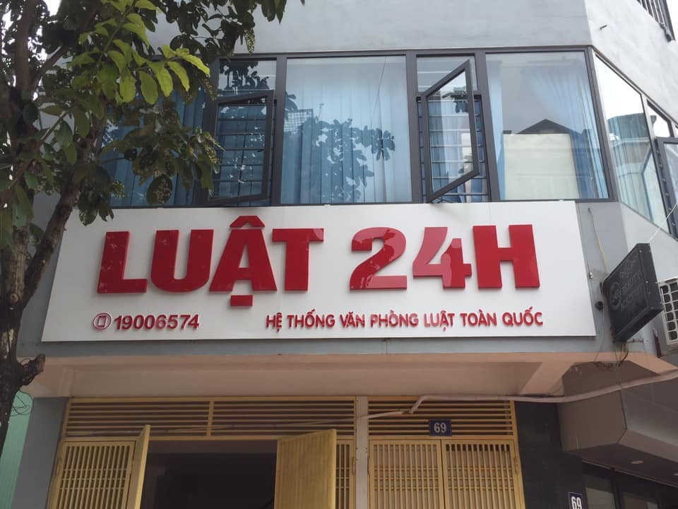 Văn phòng thừa phát lại Cẩm Thủy – luật 24h