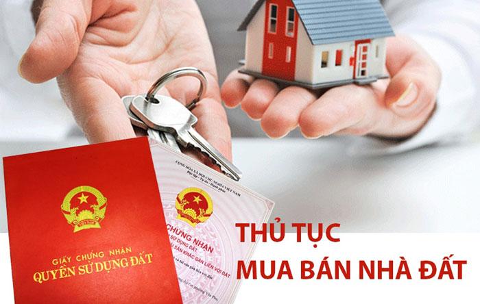 Tư vấn thủ tục mua bán nhà đất tại Huyện Phù Cừ