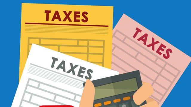 Những loại thuế phí phải nộp khi người dân xây dựng nhà ở