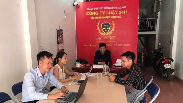 Văn phòng luật sư tư vấn pháp luật hình sự tại Cao Phong