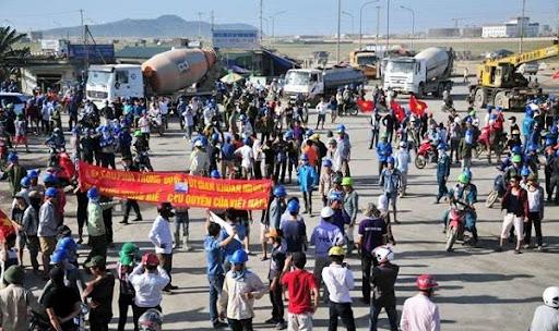 Luật sư bào chữa vụ án gây rối trật tự công cộng tại Cao Phong