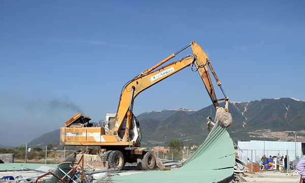 Xử lý xây dựng không có Giấy phép như thế nào – Luật 24h