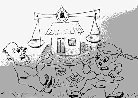 Trình tự thủ tục khởi kiện đòi lại tài sản thừa kế – Luật 24h