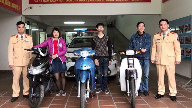 Thời điểm nhận lại xe bị mất cắp từ cơ quan công an theo quy định luật – Luật 24H