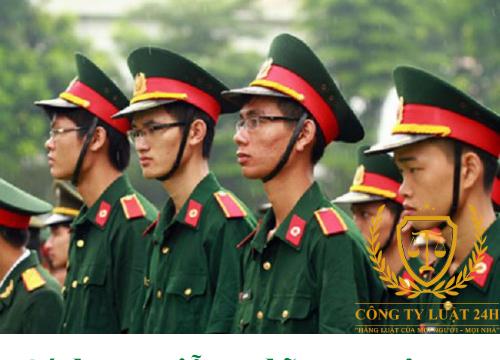 Có được miễn nghĩa vụ quân sự khi bị cận trên 5 độ hay không ? – luật 24h