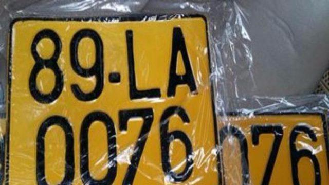 Xe kinh doanh không đổi sang biển vàng có bị phạt? – luật 24h