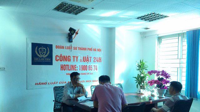 Văn phòng luật sư tại huyện Qùy Hợp