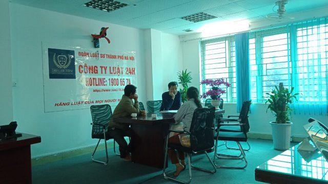 Tư vấn pháp luật uy tín giỏi tại huyện Nghĩa Đàn – Luật 24h