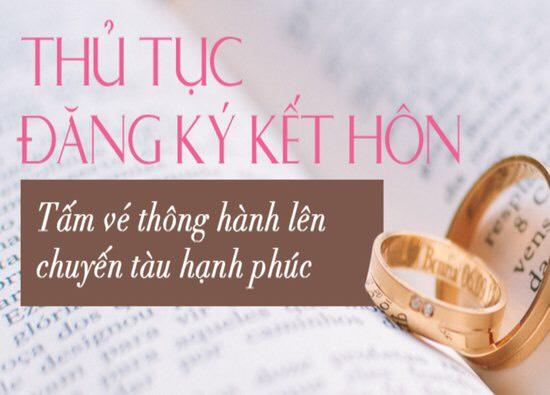 Thủ tục đăng ký kết hôn khi đã ly hôn với chồng cũ