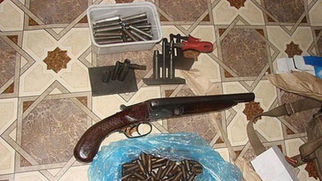 Xử lý hành vi tàng trữ súng hoa cải như thế nào?- Luật 24H