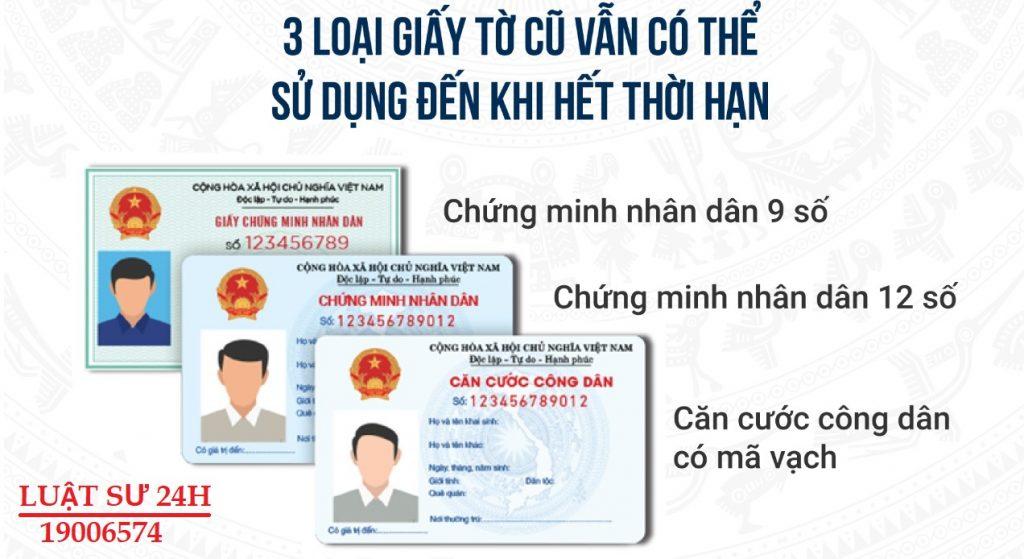 Bắt buộc phải đổi sang thẻ Căn cước công dân có gắn chip trong 6 trường hợp