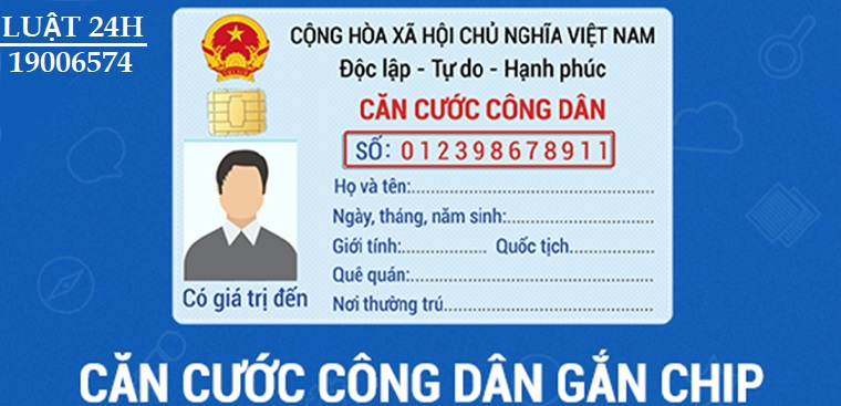 Thông tư 06/2021-BCA quy định về mẫu thẻ CCCD mới