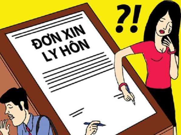 Thủ tục và quy trình giải quyết ly hôn  tòa án huyện Tiên Du